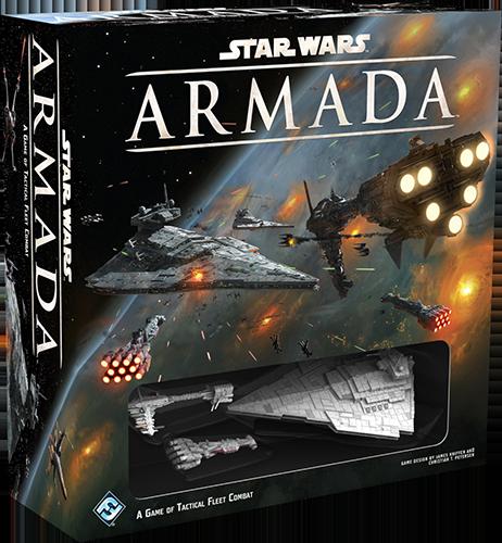 Star Wars Armada Box
