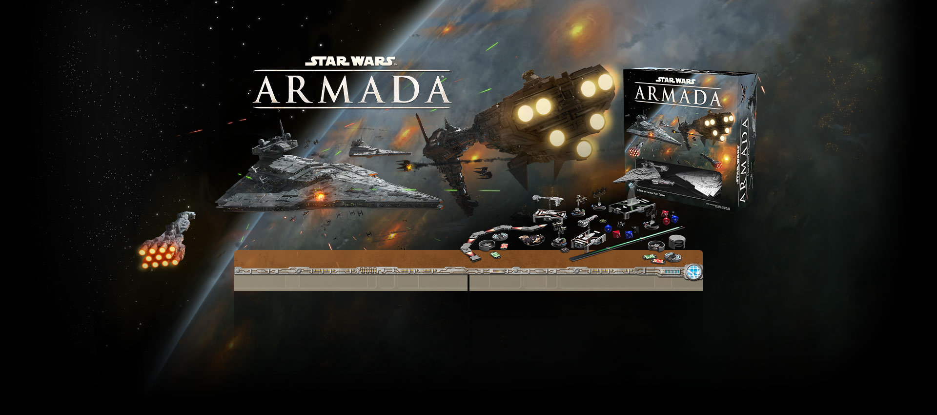 On the table star wars armada board game review high def digest