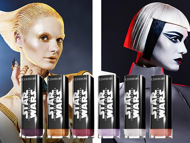 CoverGirl Star Wars Makeup