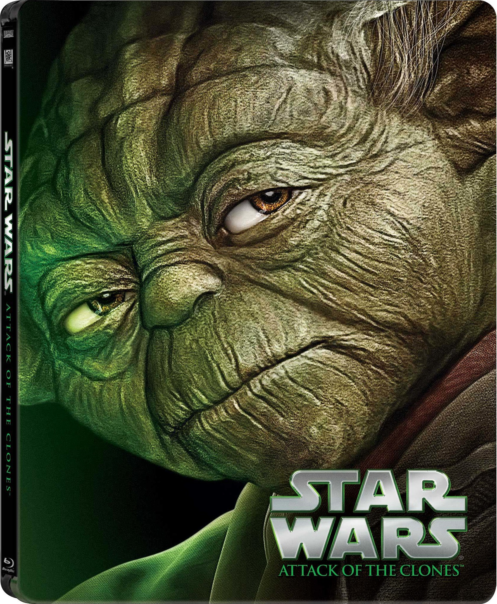 Star Wars Attack of the Clones SteelBook