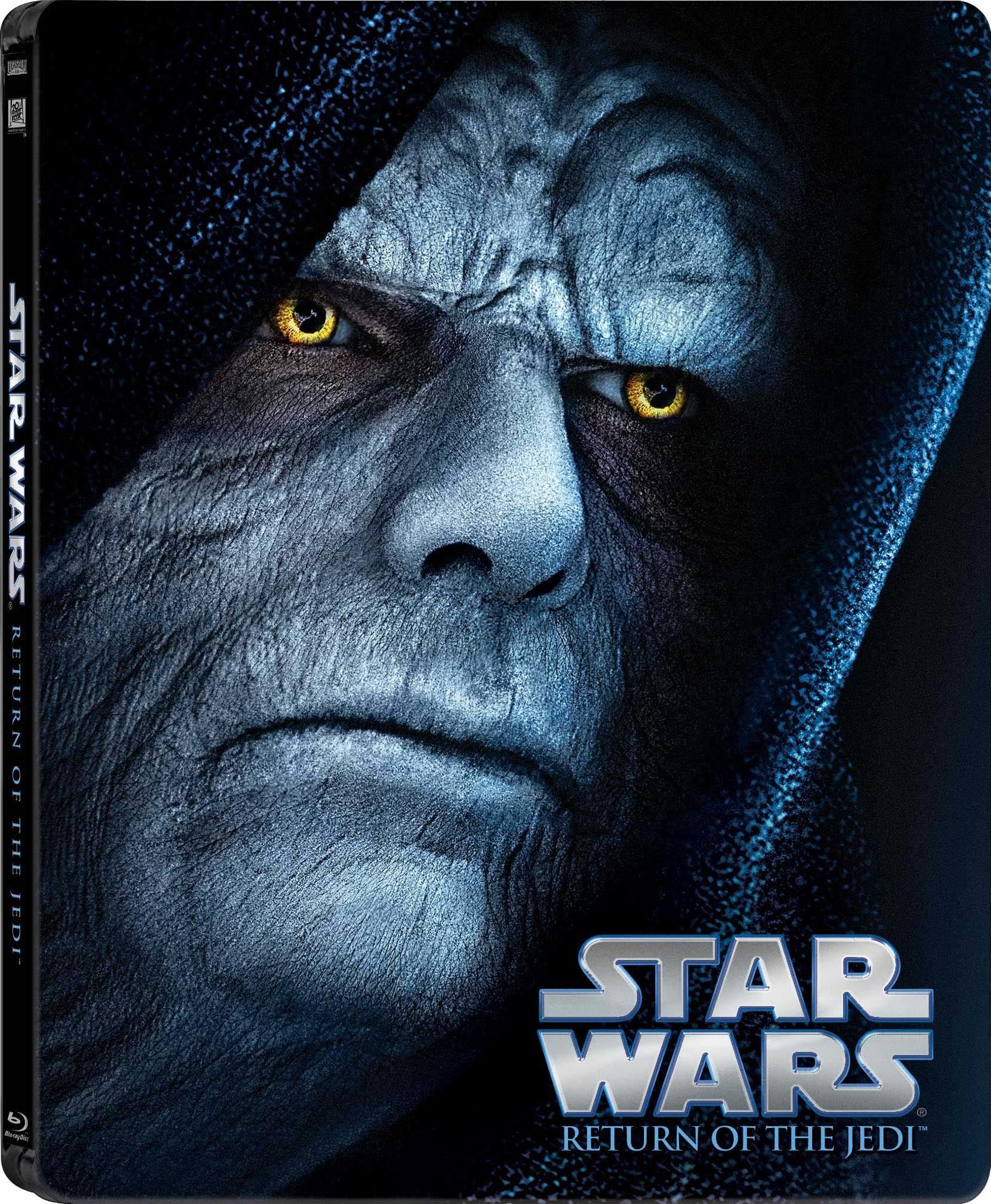 Star Wars Return of the Jedi SteelBook
