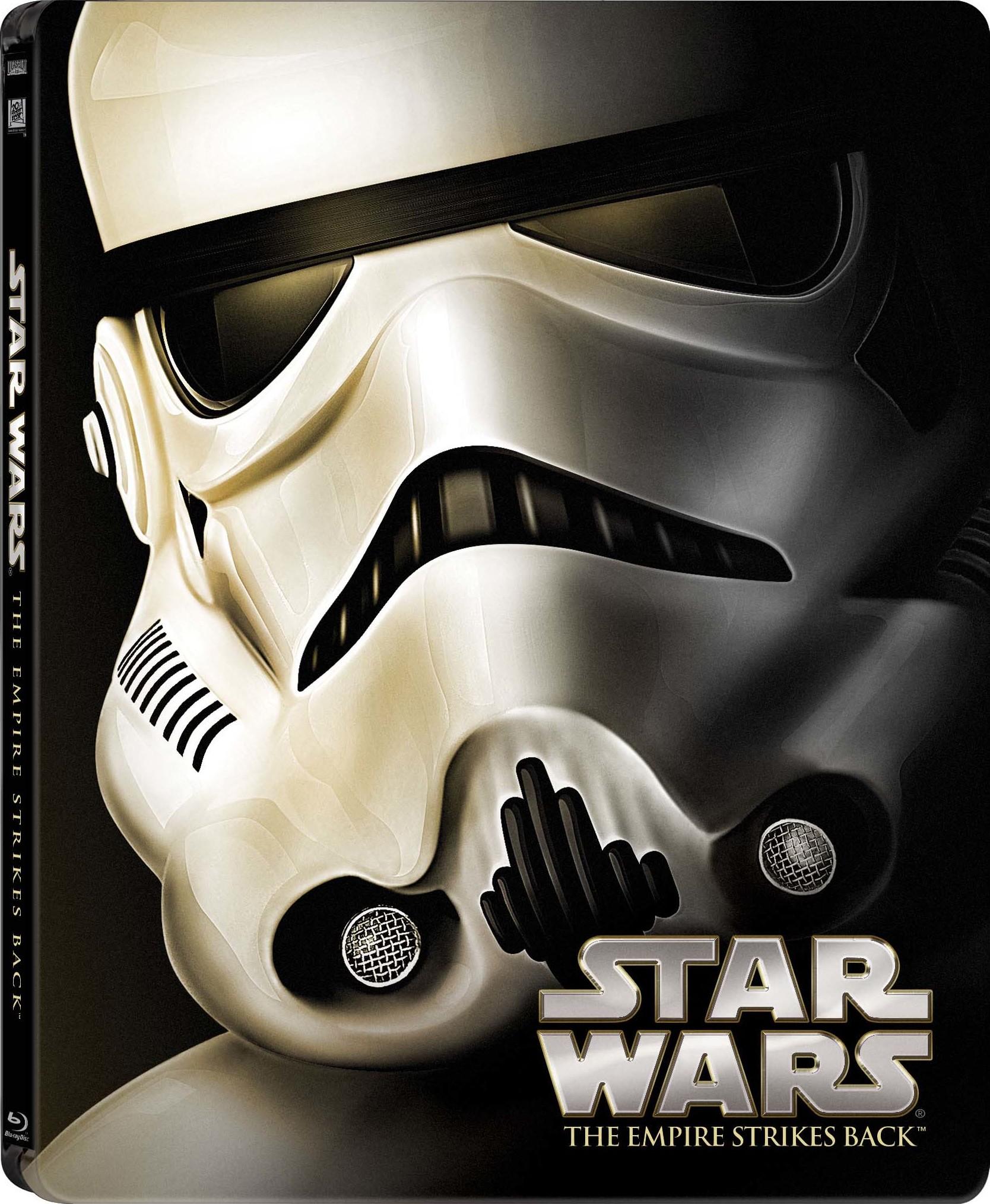 Star Wars The Empire Strikes Back SteelBook