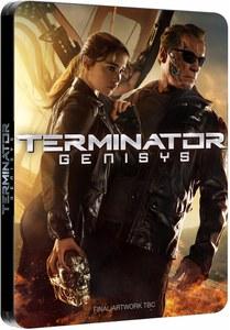Terminator Genisys Zavvi SteelBook 1