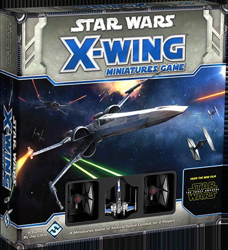 Star Wars X-Wing Box