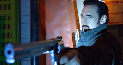"""THE STRAIN -- """"The Battle For Red Hook"""" -- Episode 209 (Airs September 6, 10:00 pm e/p) Pictured: Kevin Durand as Vasiliy Fet. CR: Michael Gibson/FX"""
