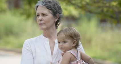 Melissa McBride as Carol Peletier - The Walking Dead _ Season 6, Episode 7 - Photo Credit: Gene Page/AMC
