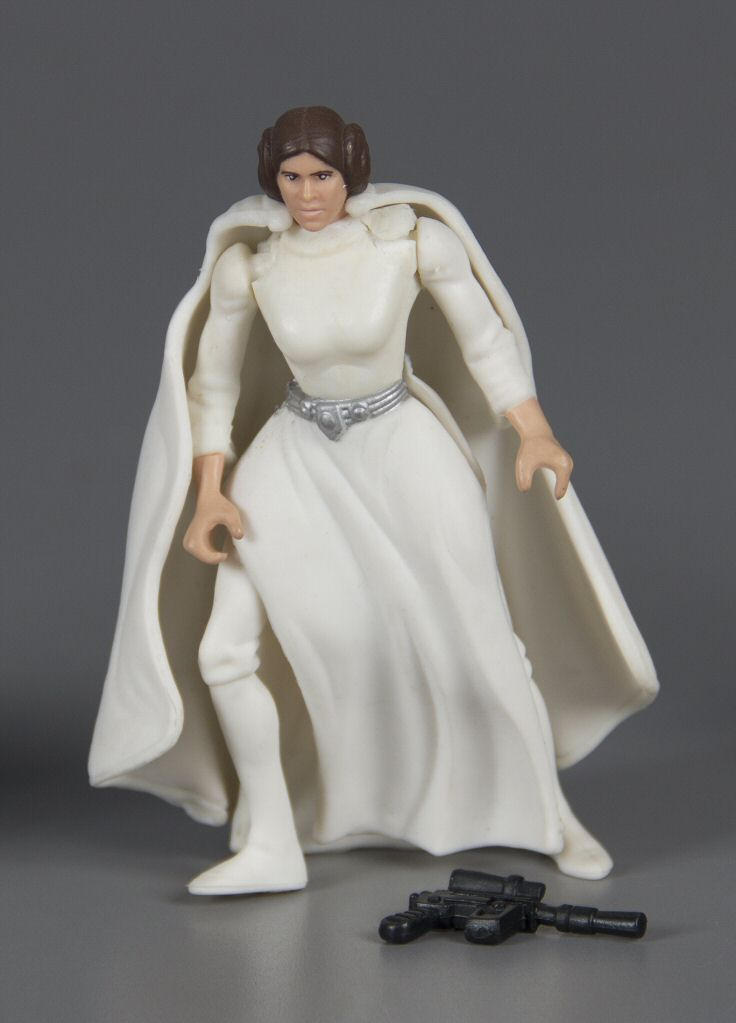 Star Wars Princess Leia Power of the Force action figure