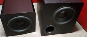 SVS SB2000 and PB2000