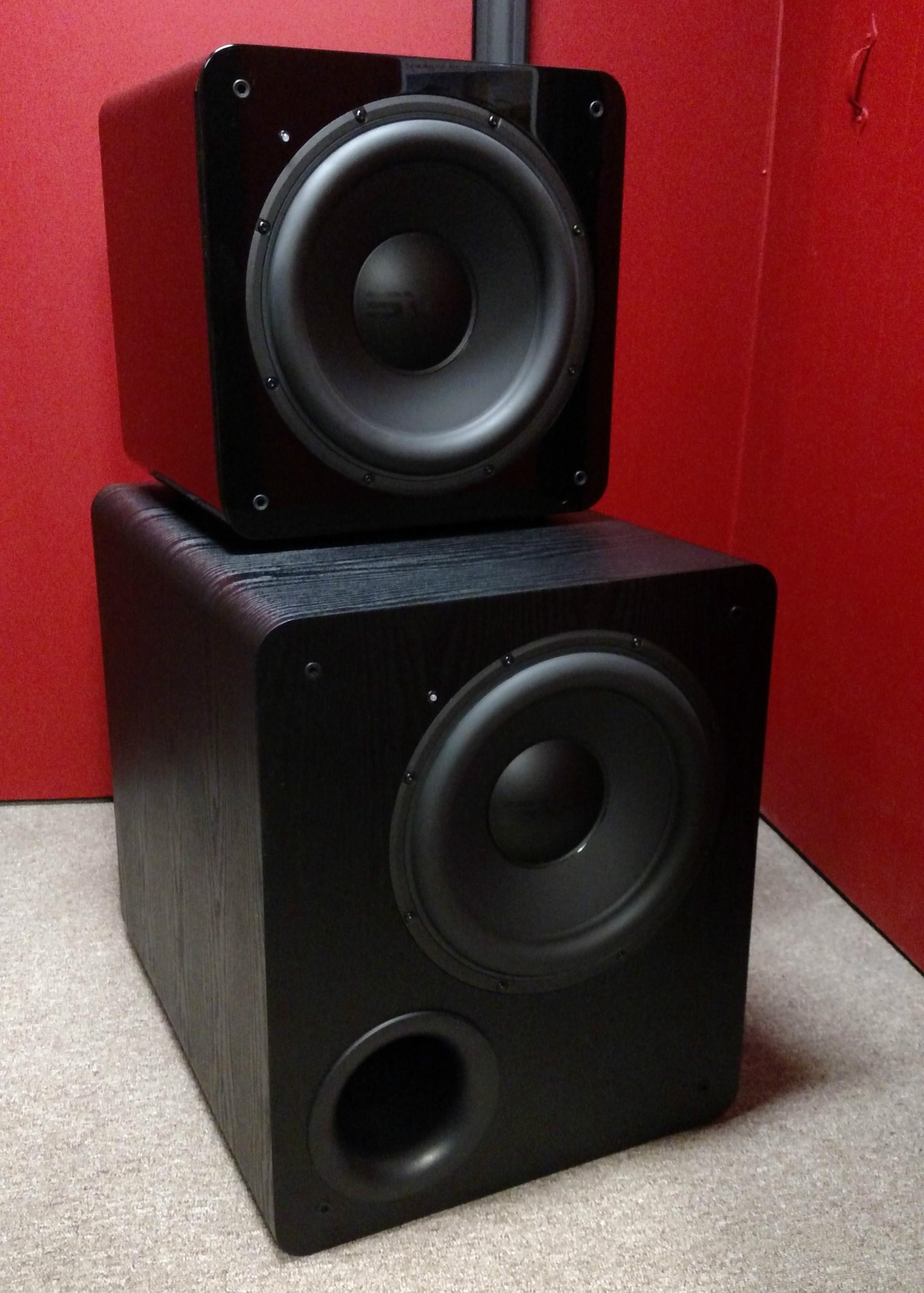 choosing the right subwoofer for home theater - high-def digest