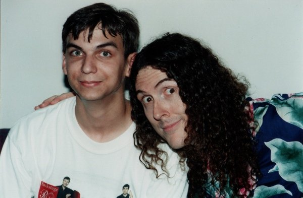 Adam with Weird Al