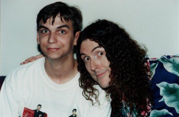 Adam with Weird Al