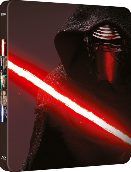 Star Wars Force Awakens Zavvi SteelBook