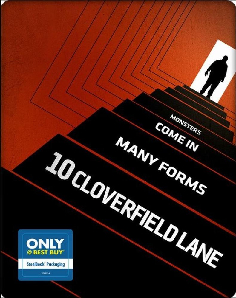10 Cloverfield Lane SteelBook