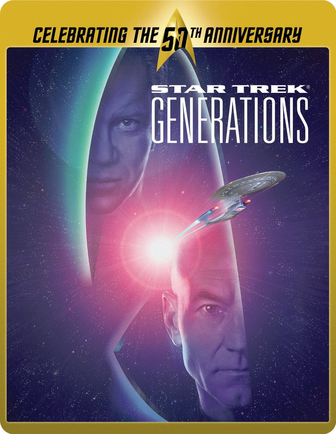 Star Trek Generations SteelBook