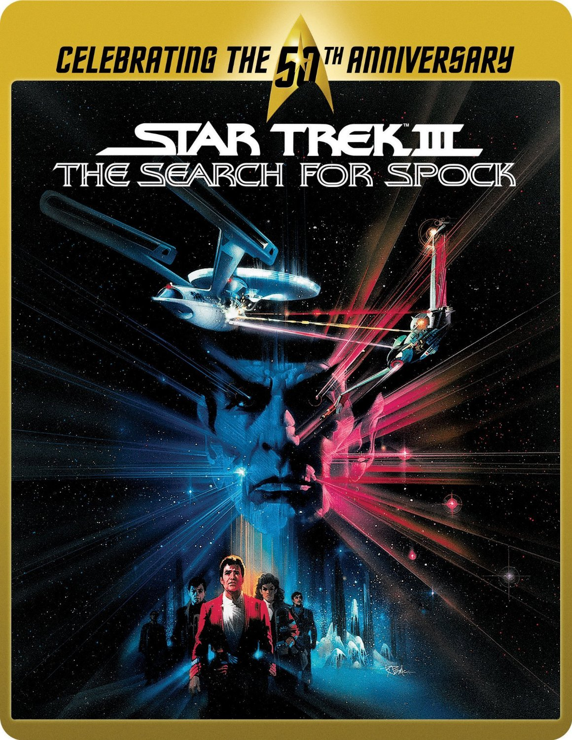 Star Trek III SteelBook