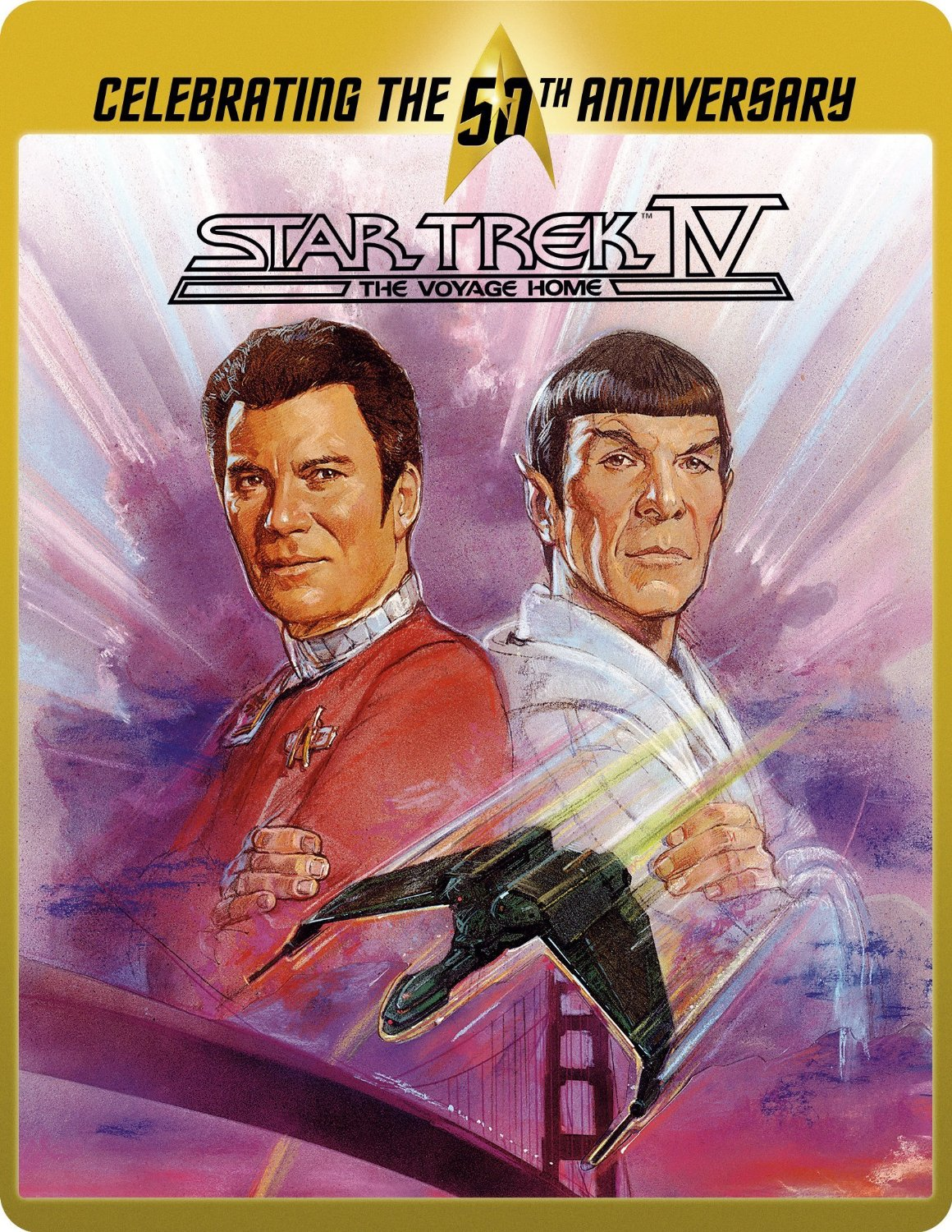 Star Trek IV SteelBook