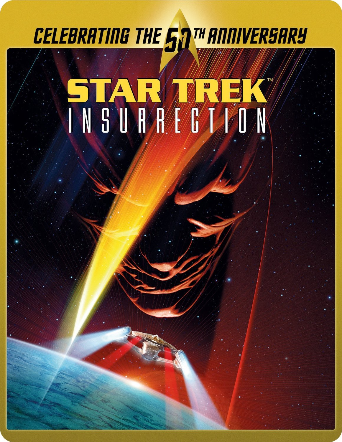 Star Trek Insurrection SteelBook