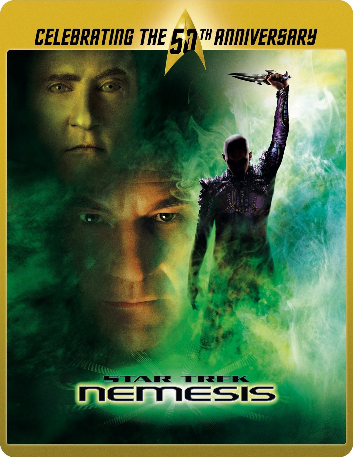 Star Trek Nemesis SteelBook