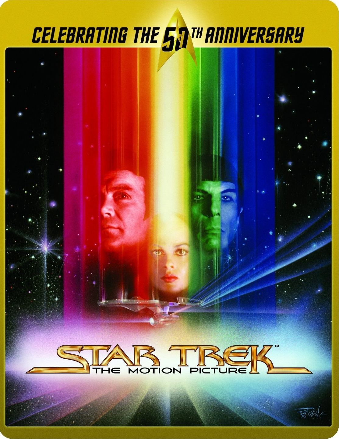Star Trek The Motion Picture SteelBook