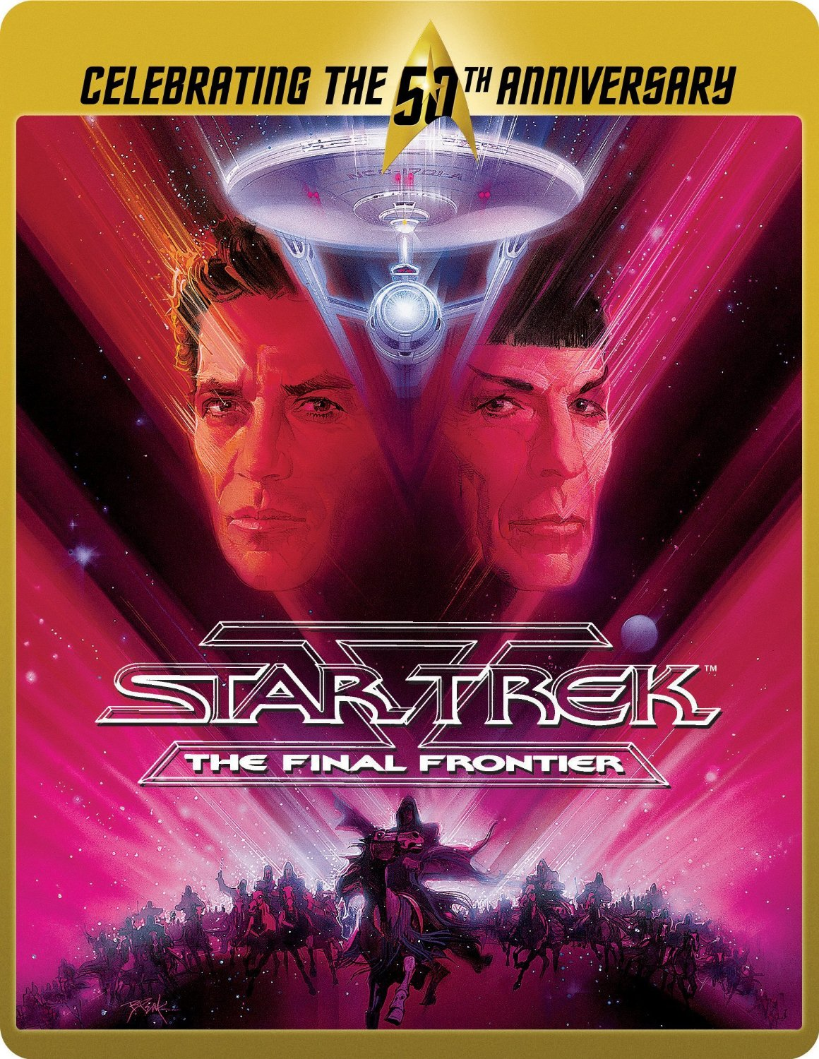 Star Trek V SteelBook