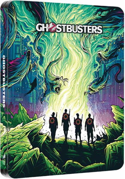 Ghostbusters 2016 SteelBook