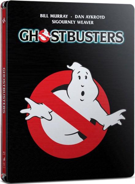 Ghostbusters UK SteelBook
