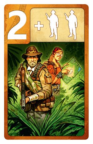Scientist card