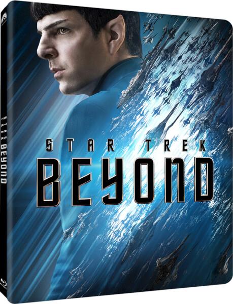 Star Trek Beyond Rejected SteelBook Art