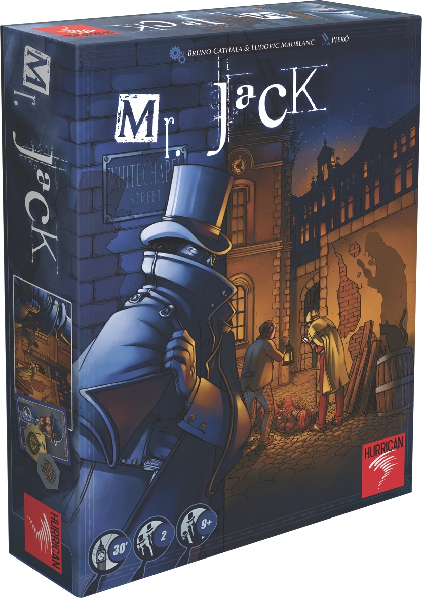 Mr. Jack Box