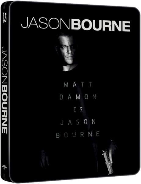 Jason Bourne UK SteelBook