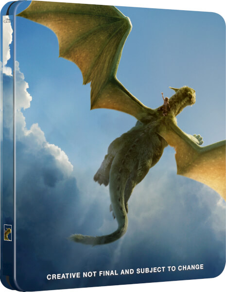 Pete's Dragon SteelBook