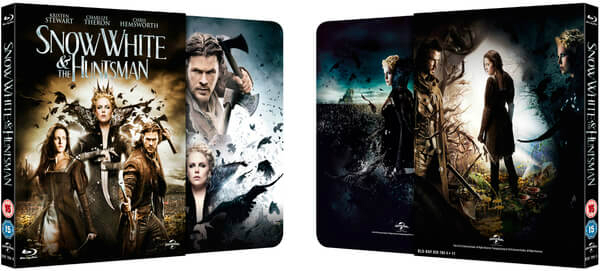 Snow White and the Huntsman SteelBook with Slipcase