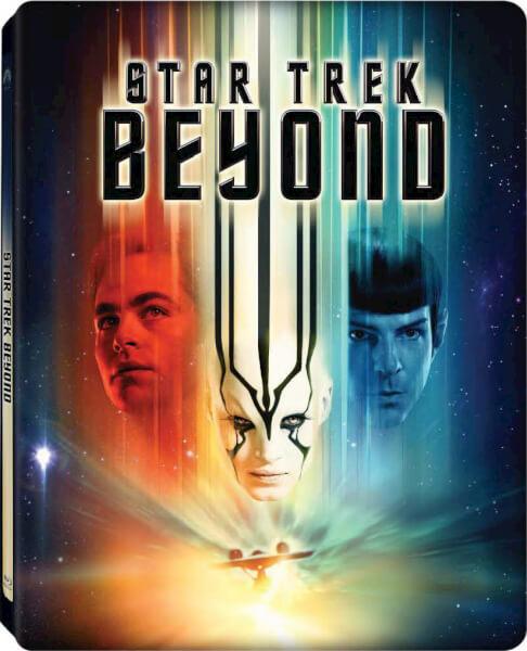 Star Trek Beyond Revised SteelBook Art