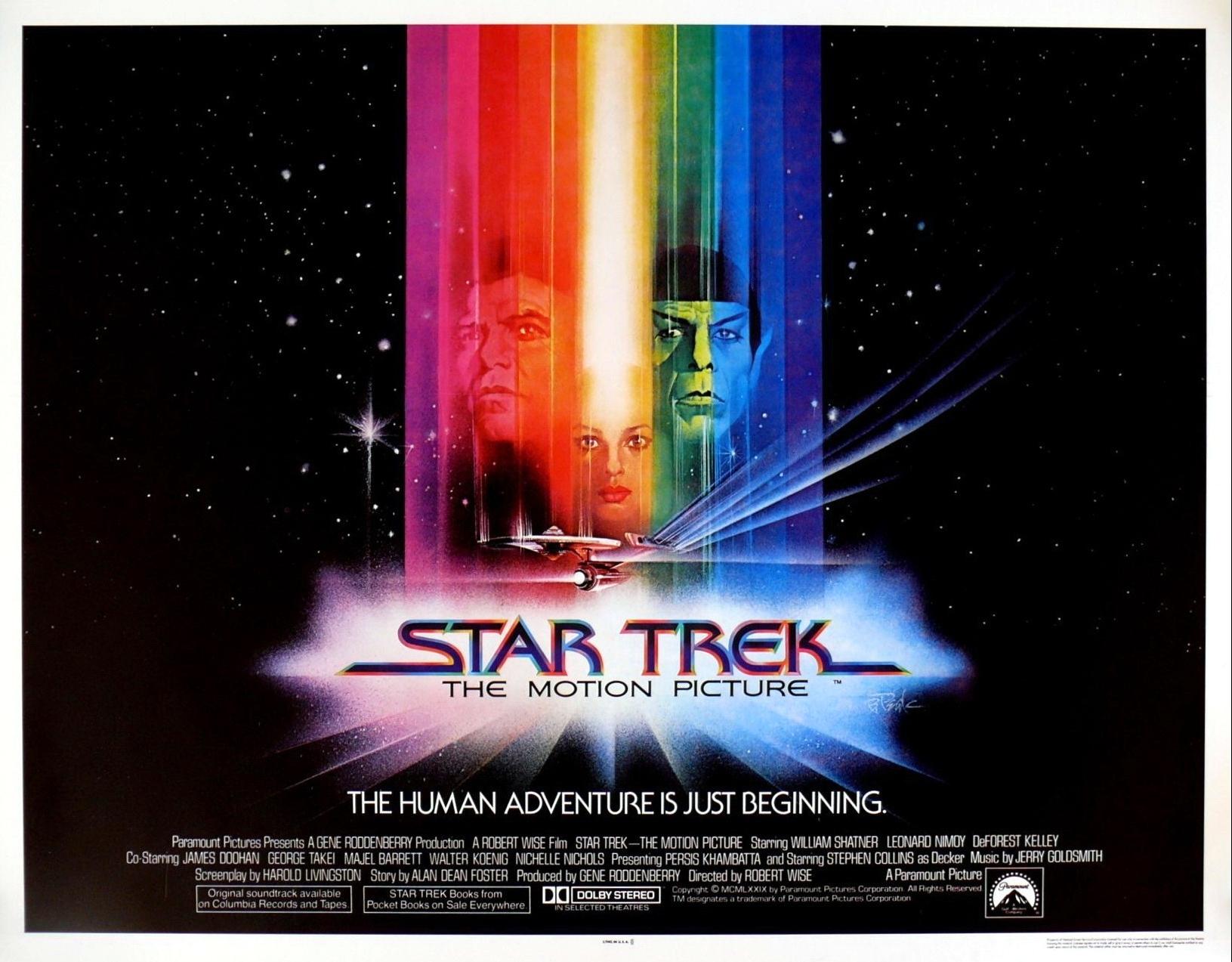 Star Trek The Motion Picture Poster Art