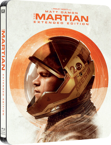 The Martian SteelBook