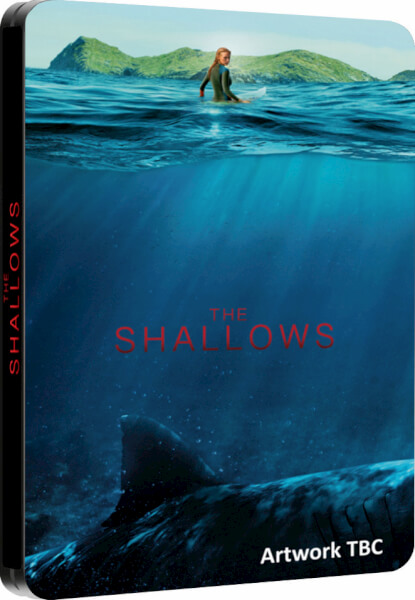 The Shallows SteelBook