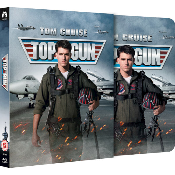 Top Gun SteelBook