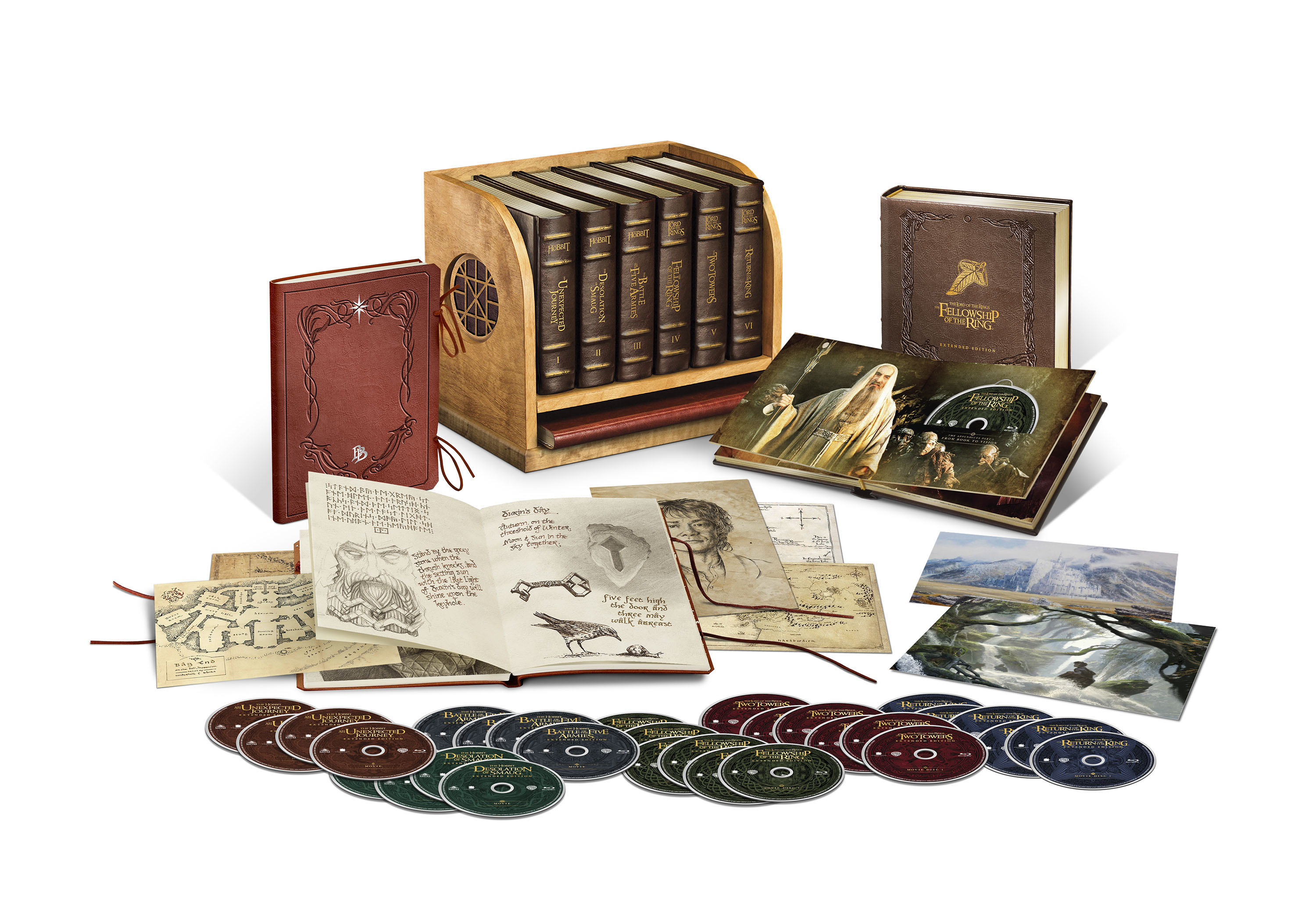 The Middle-Earth Collection
