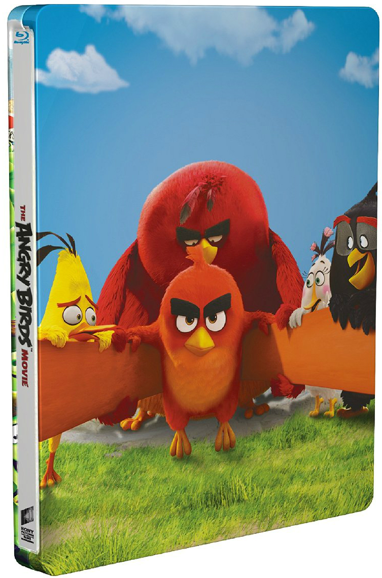 Angry Birds Movie SteelBook