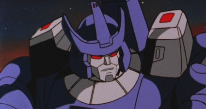 Transformers 1986 Galvatron