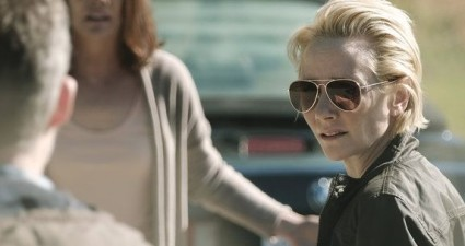 """AFTERMATH -- """"RVL 6768"""" Episode 101 -- Pictured: Anne Heche as Karen Copeland -- (Photo by: Eike Schroter/Aftermath ULC/Syfy)"""