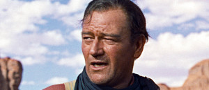 "ORG XMIT: *S0423530747* **FILE**In this photo released by Warner Bros., actor John Wayne plays Ethan Edwards in the 1956 film ""The Searchers.""   The film is among the American Film Institute's best western movies.  (AP Photo/Warner Bros.) NY134 10292010xGUIDEDAILY"