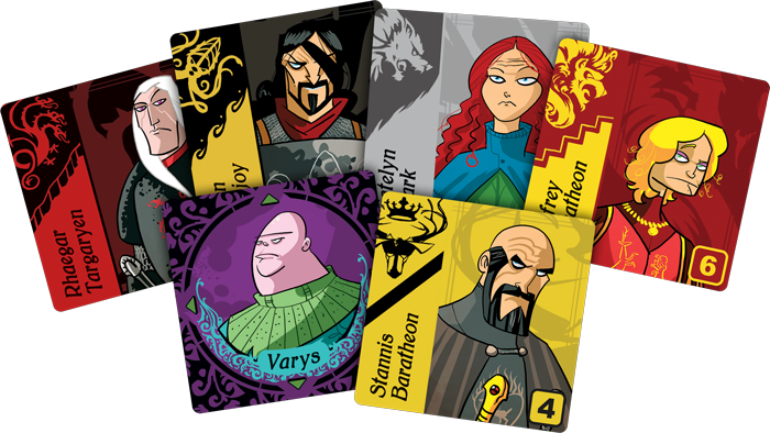 'Hand of the King – Cards
