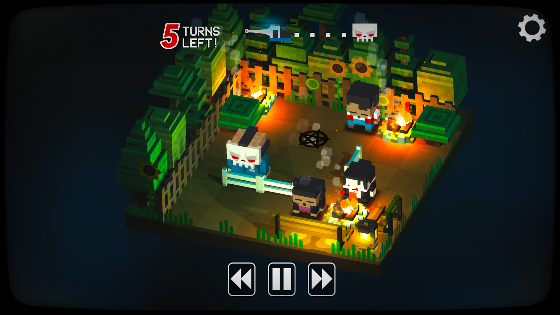 Slayaway Camp Screenshot 2