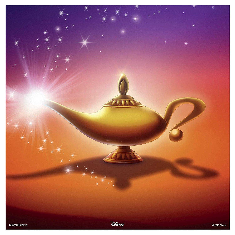Aladdin Big Sleeve Blu-ray back