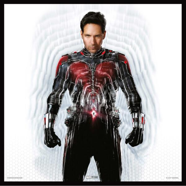 Ant-Man Big Sleeve Blu-ray back