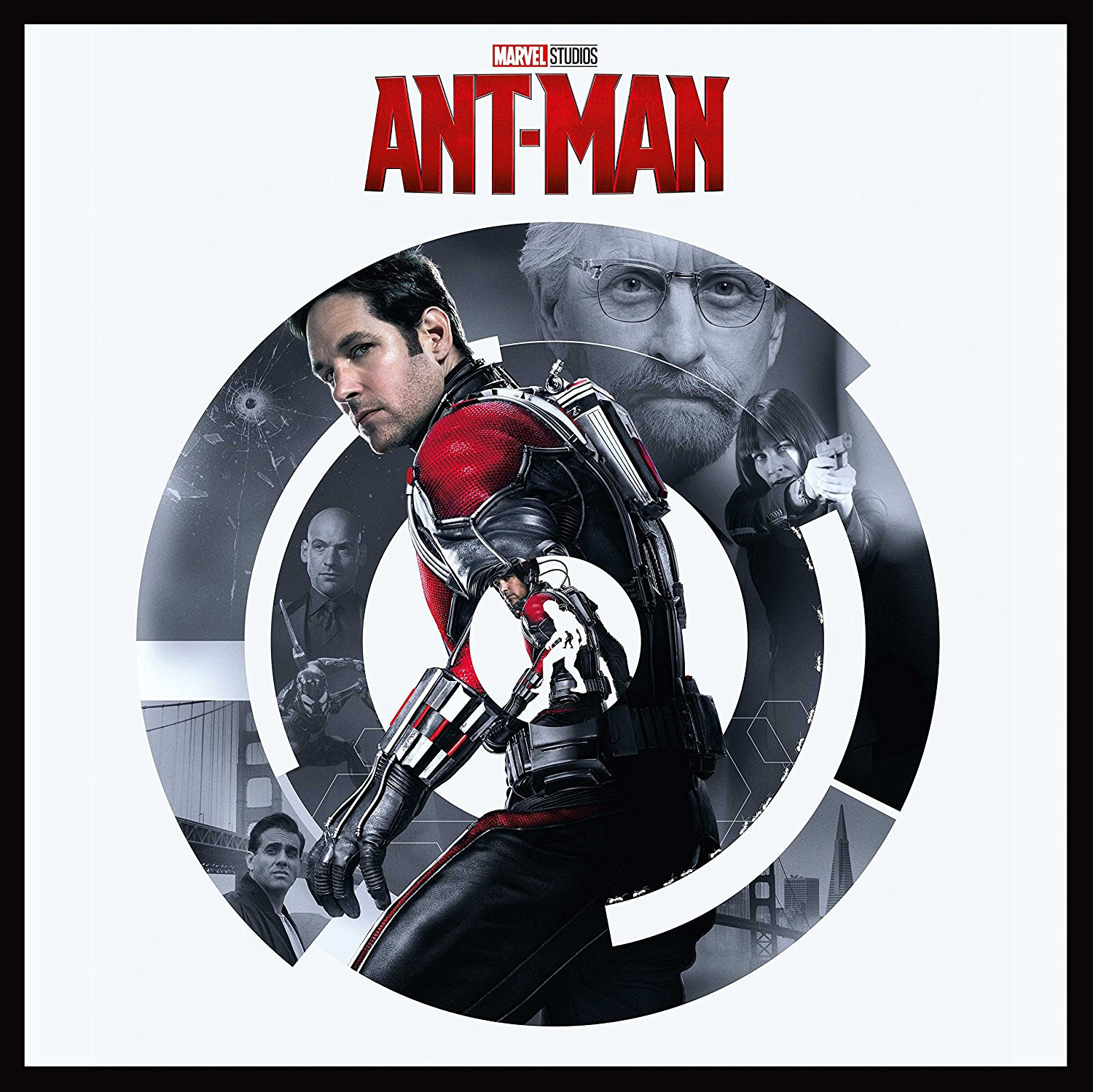 Ant-Man Big Sleeve Blu-ray front