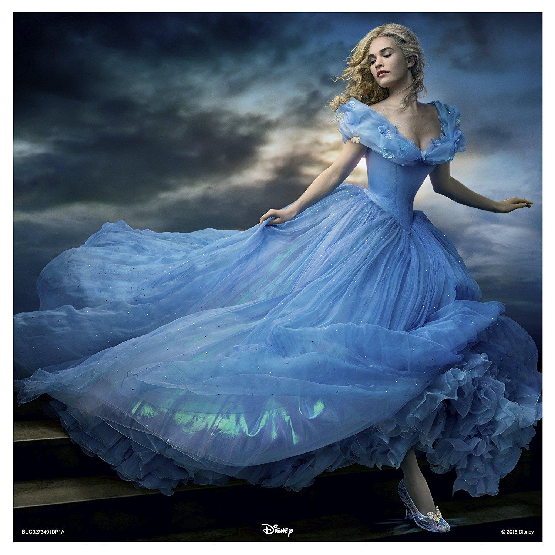 Cinderella Big Sleeve Blu-ray back