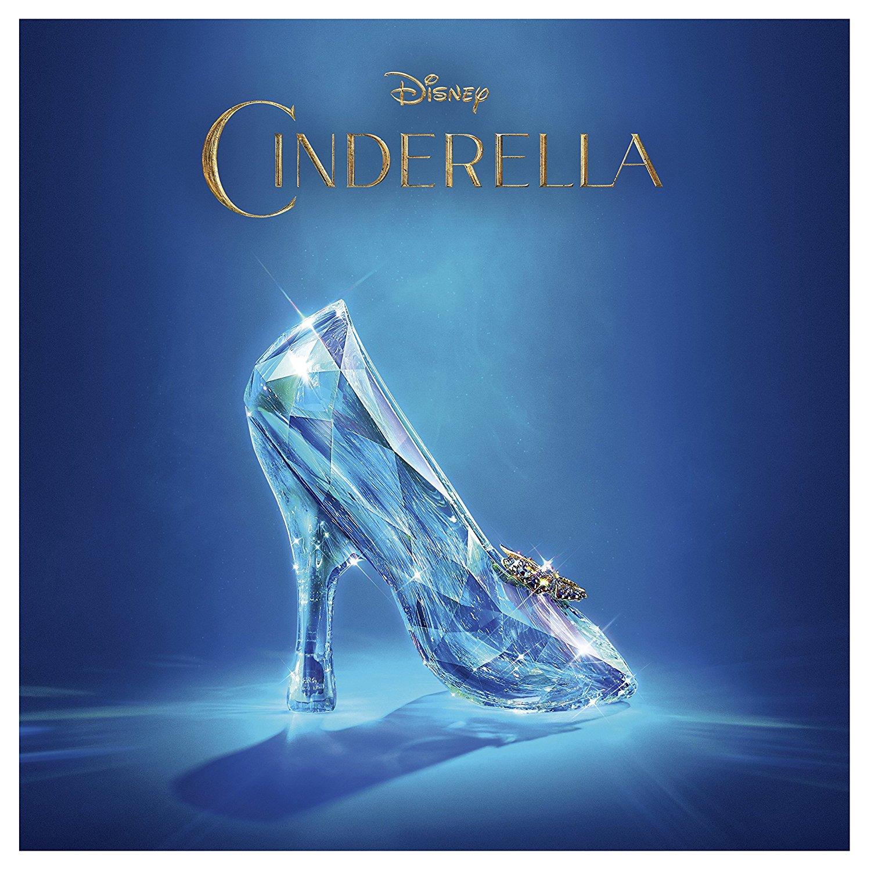 Cinderella Big Sleeve Blu-ray front