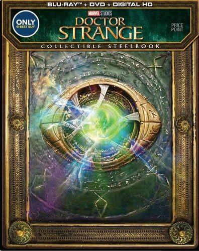 Doctor Strange 2D SteelBook